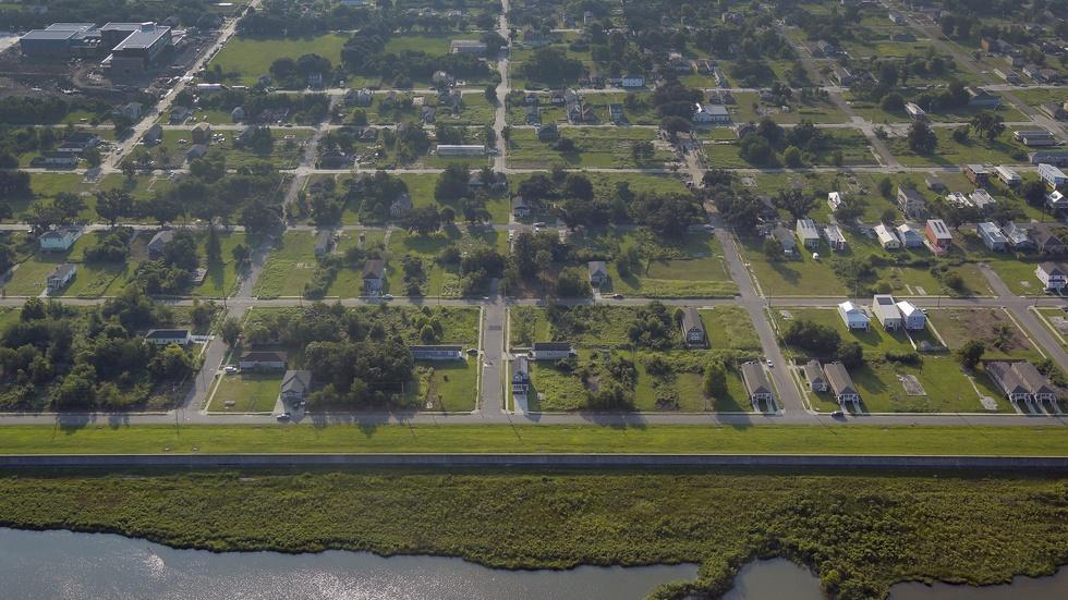Are newcomers a mixed blessing for the Lower Ninth Ward? image