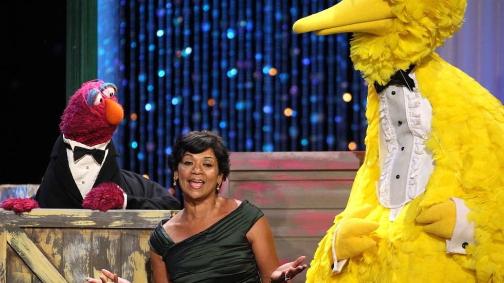Sonia Manzano on becoming Sesame Street's 'Maria' image