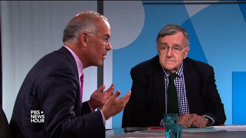 Shields and Brooks on Biden's presidential pondering image