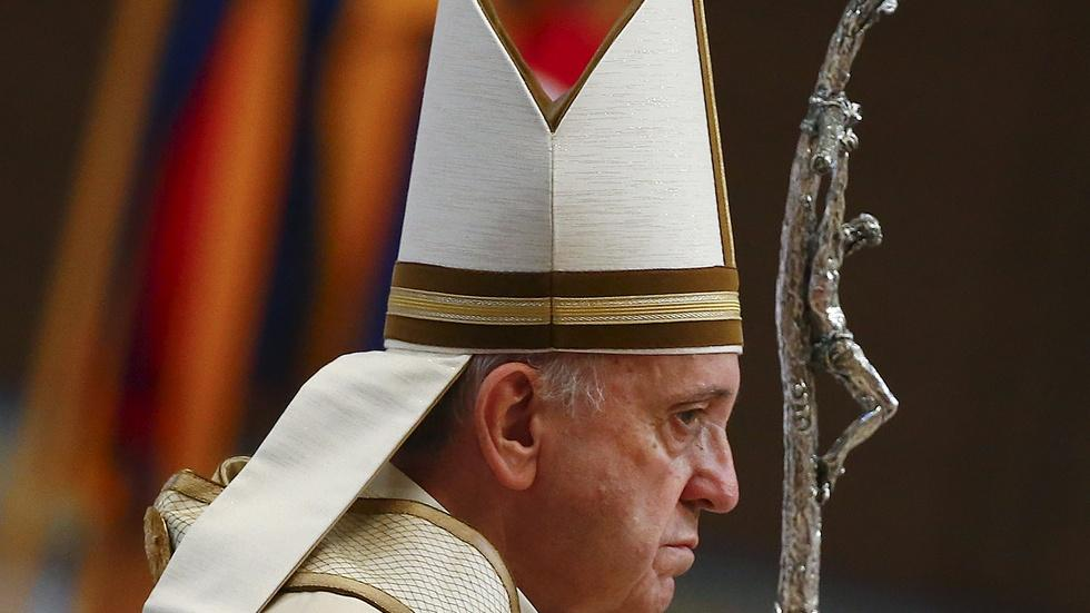 Timing and strategy behind the Pope's abortion forgiveness image