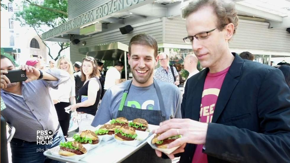The next food movement? Maybe garbage-to-plate dining image