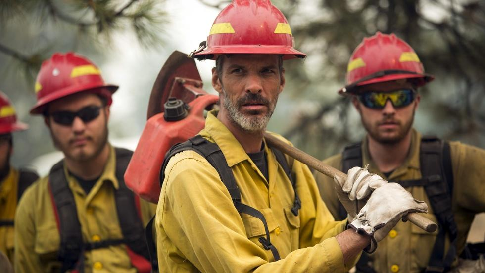 Intense wildfire season pushes crews to the limit image