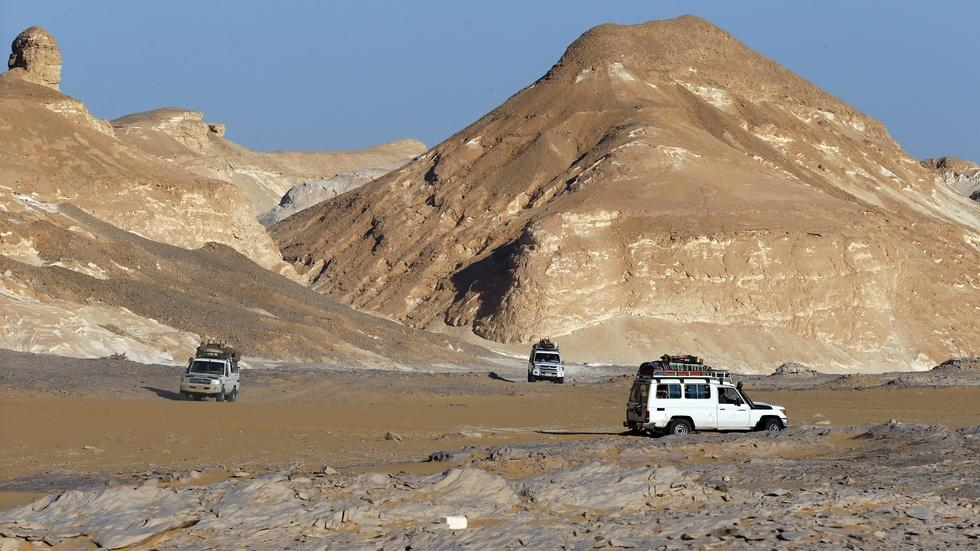 Killing of tourists highlights Egypt-U.S. tension over aid image