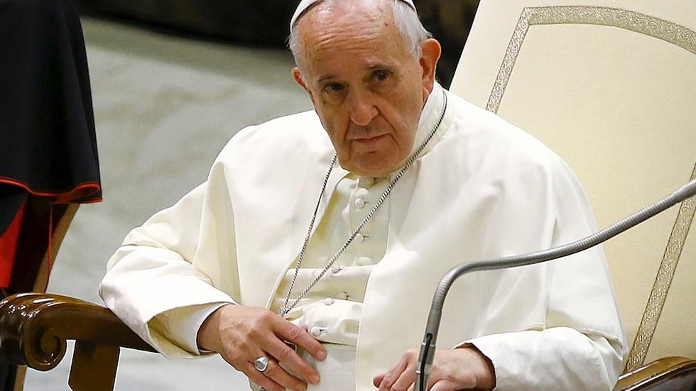 Why Pope Francis wants us to stop worshipping capitalism image
