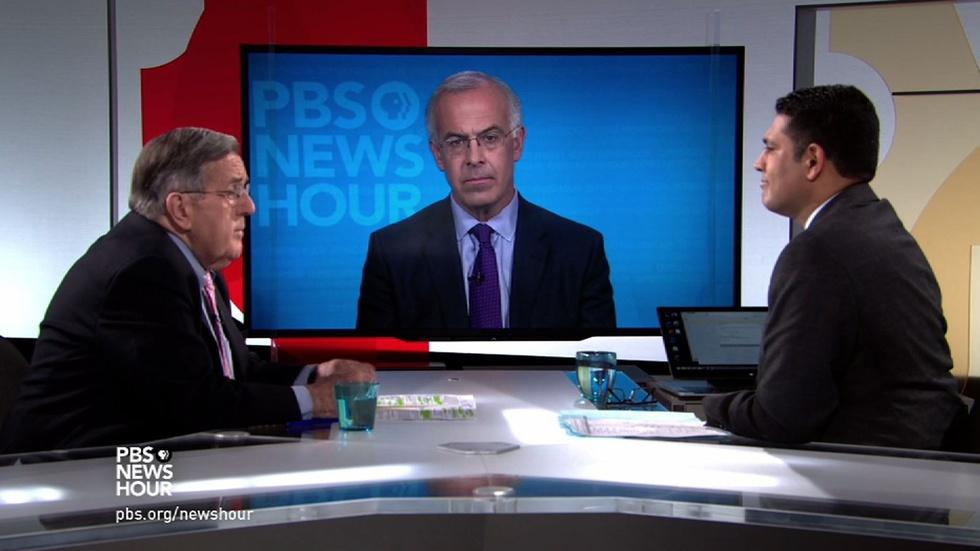 Shields and Brooks on GOP debate standouts image