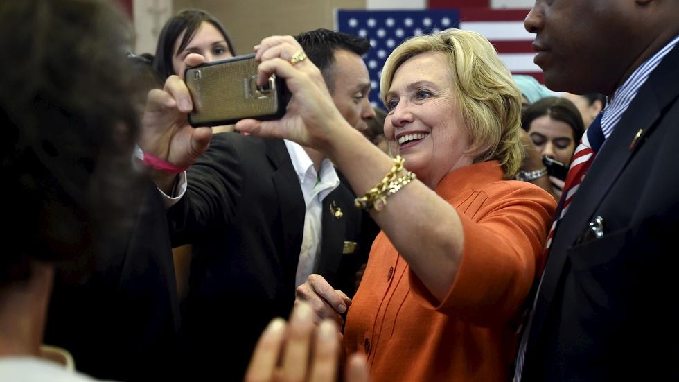 Smartphone user? The 2016 candidates are watching you image