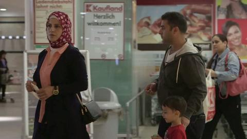 PBS NewsHour -- After long journey to Germany, a new challenge for refugees
