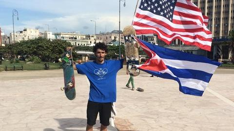 PBS NewsHour -- How Cuba Skate is connecting skaters from Cuba and the U.S.