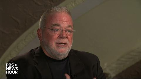 PBS NewsHour -- Reverend Jim Wallis: Who's the radical, Jesus or the pope?