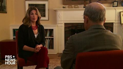 PBS NewsHour -- Naomi Klein on embracing the pope's critique of capitalism