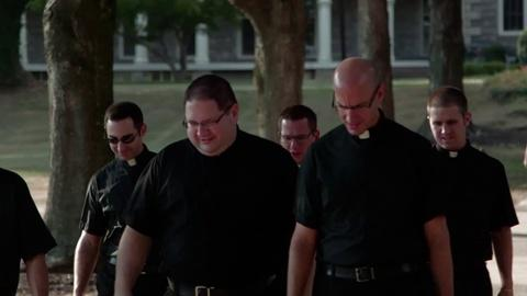 PBS NewsHour -- Who are the new priests?