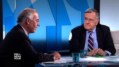 PBS NewsHour -- Shields and Brooks on Boehner's leadership turmoil