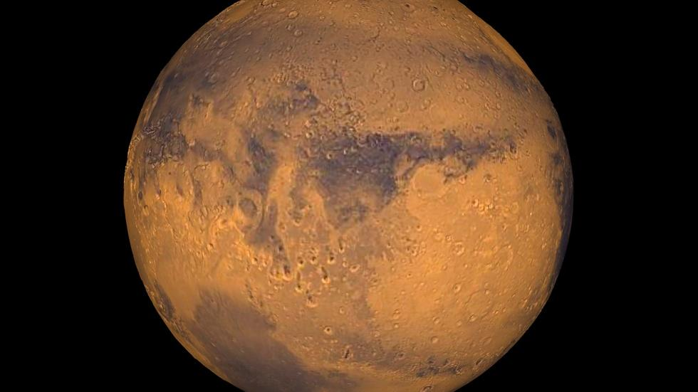 Could water on Mars mean life on Mars? image