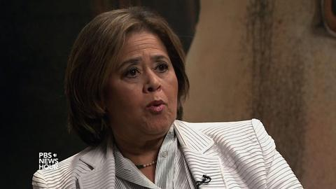 PBS NewsHour -- Anna Deavere Smith tackles school-to-prison pipeline