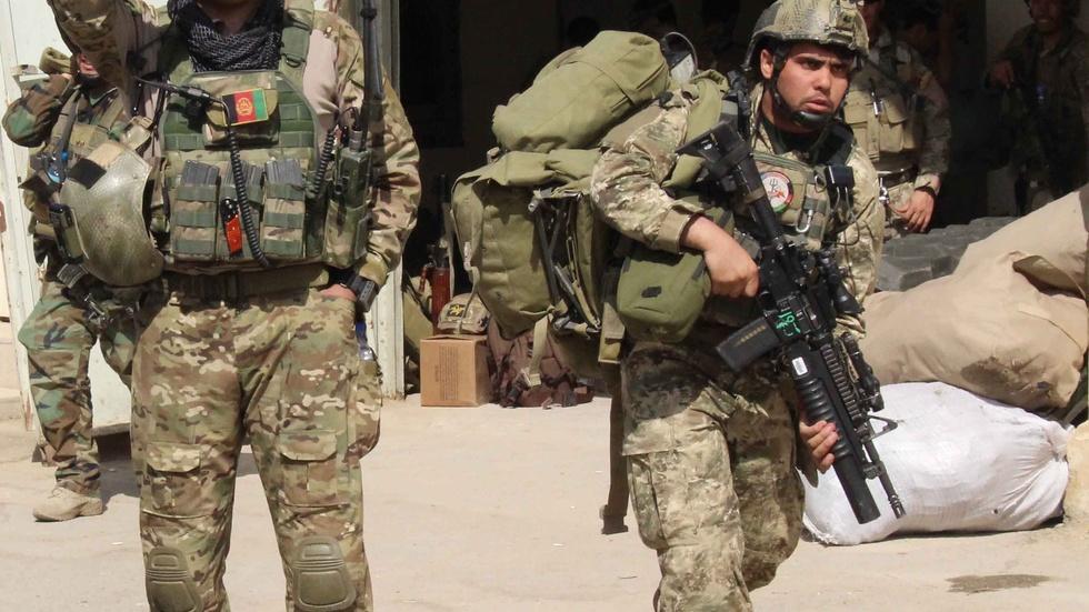 News Wrap: Taliban captures key fortress in Kunduz image