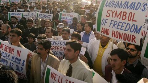 PBS NewsHour -- Why the Prophet Muhammad cartoon fury still haunts Europe