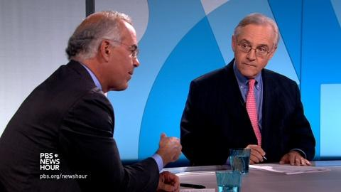 PBS NewsHour -- Brooks and Dionne on mass shooting frustration