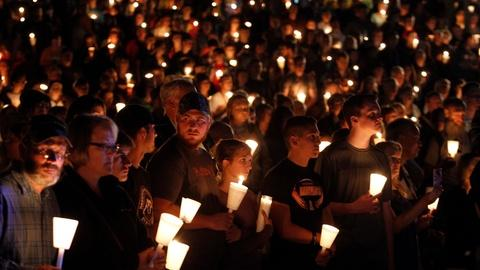 PBS NewsHour -- Why the U.S. has done almost nothing to stop mass shootings