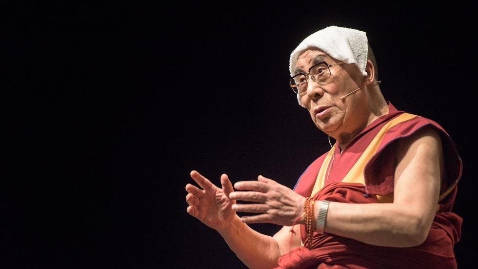 Dalai Lama calls for universal teaching of compassion image