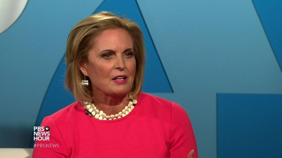 Ann Romney on her battle with multiple sclerosis image