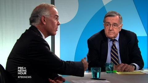 PBS NewsHour -- Shields and Brooks on the GOP speaker struggle
