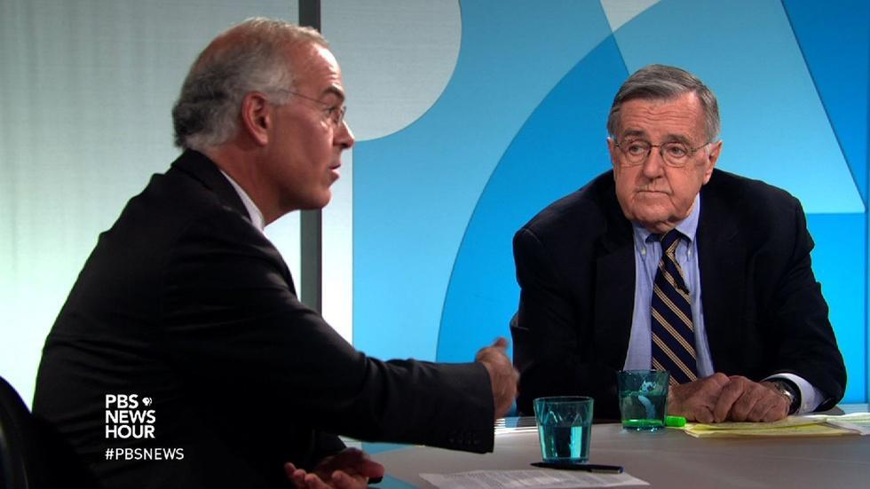 Shields and Brooks on the GOP speaker struggle image
