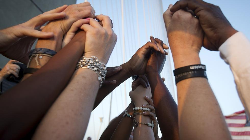 How do we improve dialogue about race relations? image