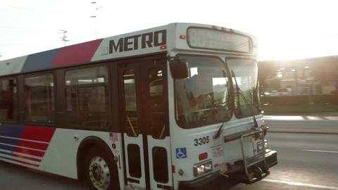 PBS NewsHour -- How Houston's bus system became a model for mass transit