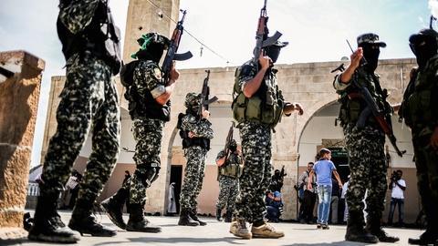 PBS NewsHour -- Tensions soar after Gaza rocket lands in Israel