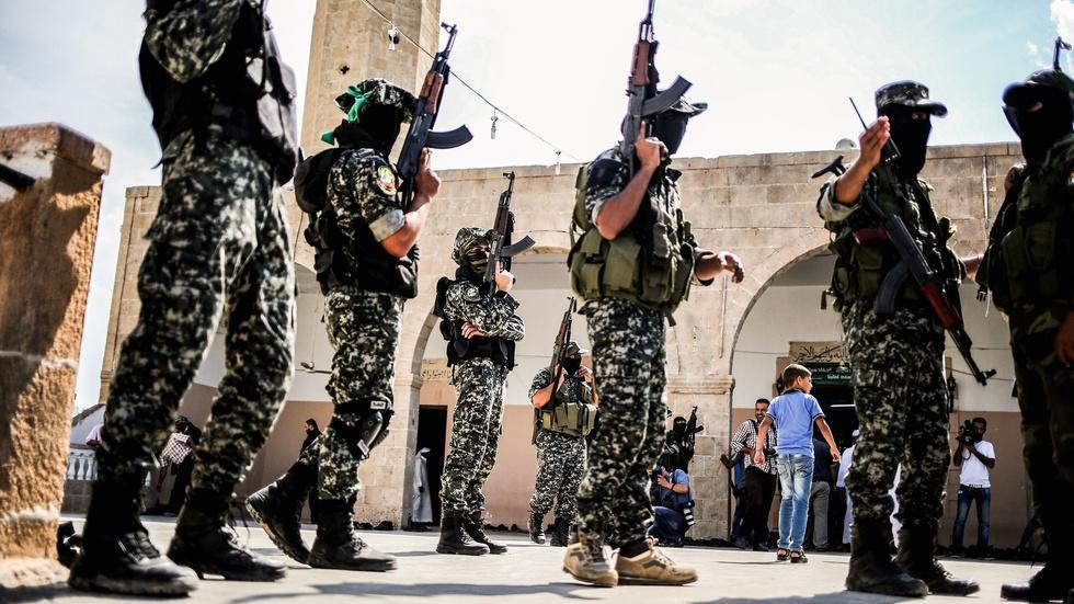 Tensions soar after Gaza rocket lands in Israel image