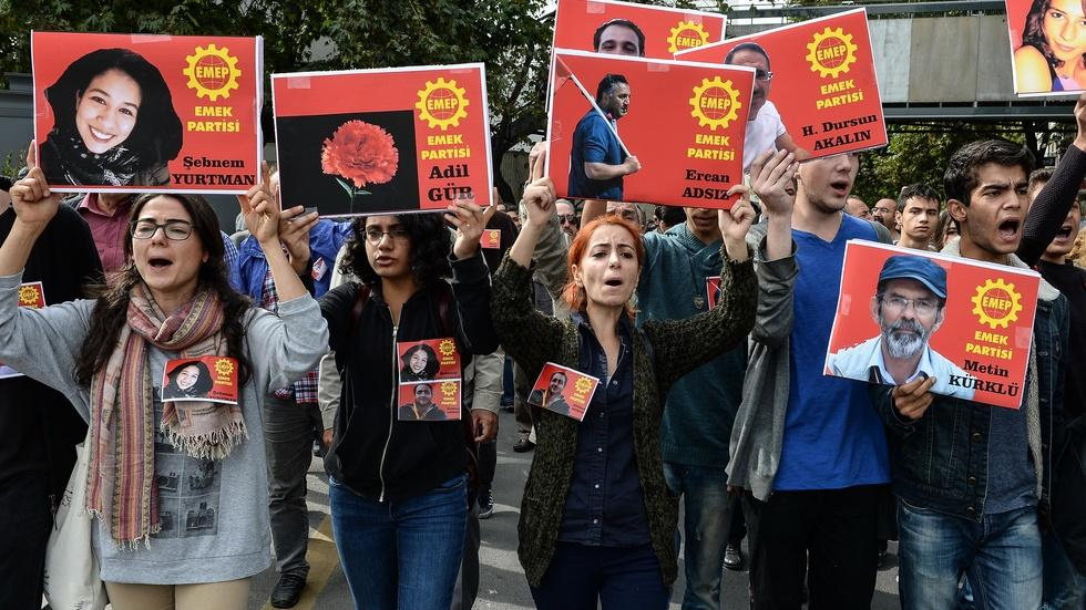 What do the Ankara bombings mean for Turkey's politics? image