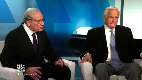 PBS NewsHour -- New book sheds light on Nixon's vulnerability, motivation