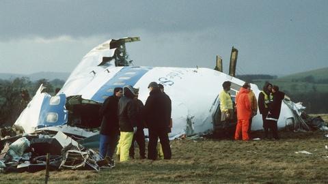 PBS NewsHour -- New suspects identified in Lockerbie bombing case