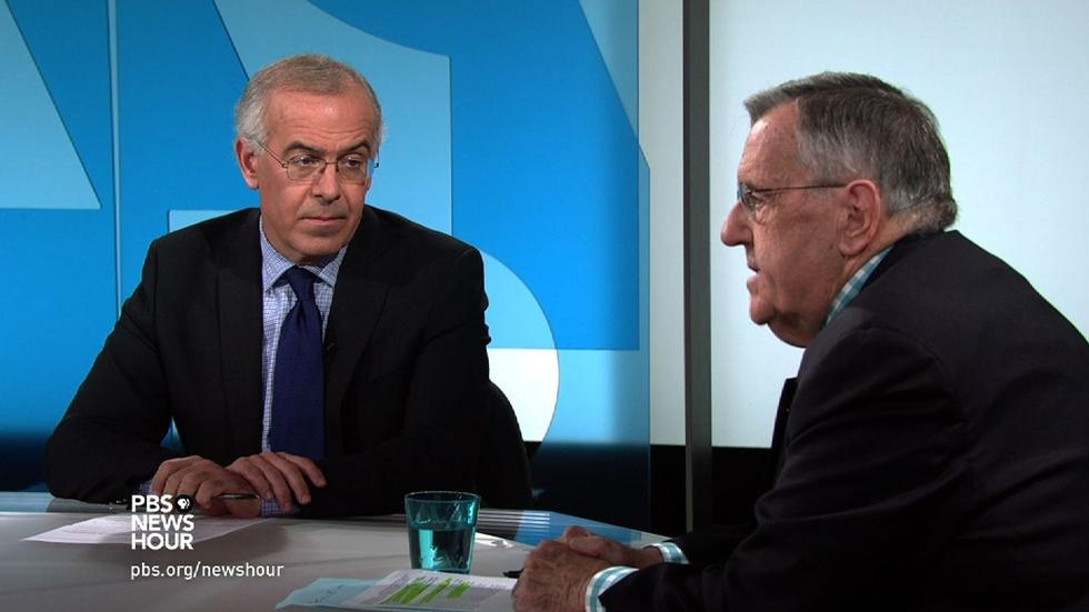 Shields and Brooks on campaign finance and debate season image