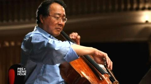 PBS NewsHour -- What Yo-Yo Ma is learning about life and music at 60