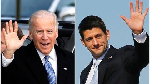PBS NewsHour -- Will he or won't he? That's the question for Biden and Paul