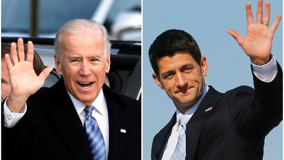 Will he or won't he? That's the question for Biden and Paul image