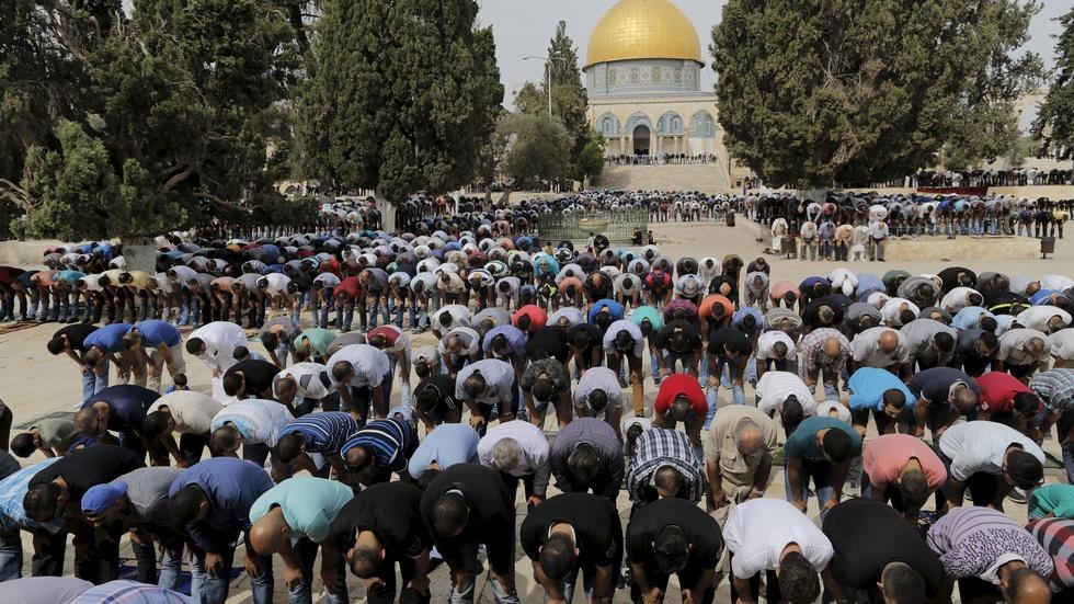 Israel and Jordan strike deal on Jerusalem holy site image
