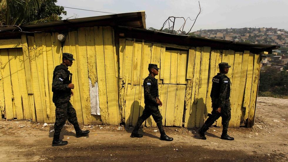 What can be done to stop gender violence in Honduras? image