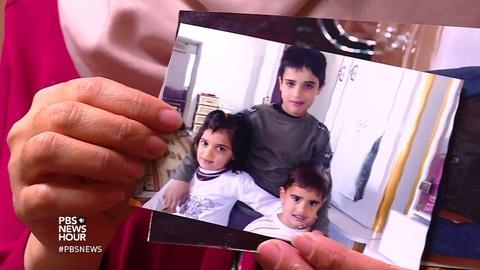 PBS NewsHour -- A tale of two teens caught up in a violent Mideast divide