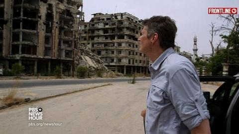 PBS NewsHour -- Frontline's visit to Syria reveals surprising contrasts