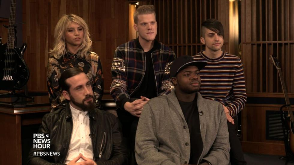 A cappella group Pentatonix goes back to basics on new album image