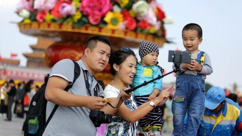 PBS NewsHour -- Under new policy, will Chinese families want a second child?