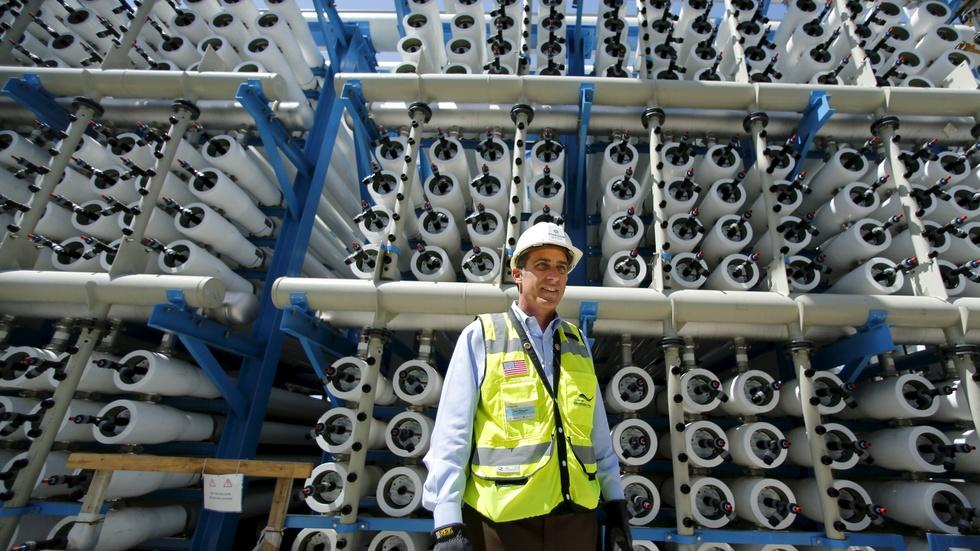 Is desalination the future of drought relief in California? image
