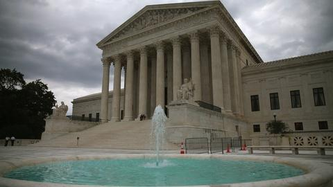 PBS NewsHour -- Supreme Court weighs racial discrimination in jury selection