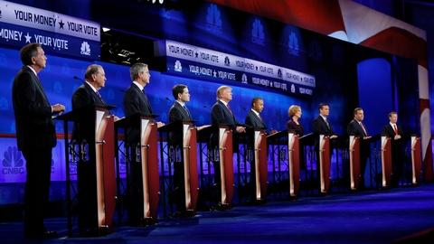 PBS NewsHour -- Why different GOP candidates have different debate demands