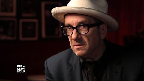 PBS NewsHour -- For Elvis Costello, eclectic taste started at home
