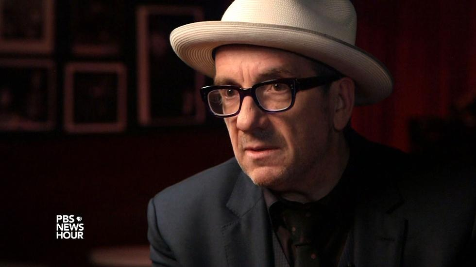 For Elvis Costello, eclectic taste started at home image