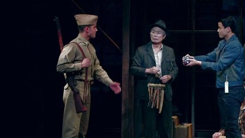 PBS NewsHour -- 'Allegiance' recounts story of Japanese-American internment