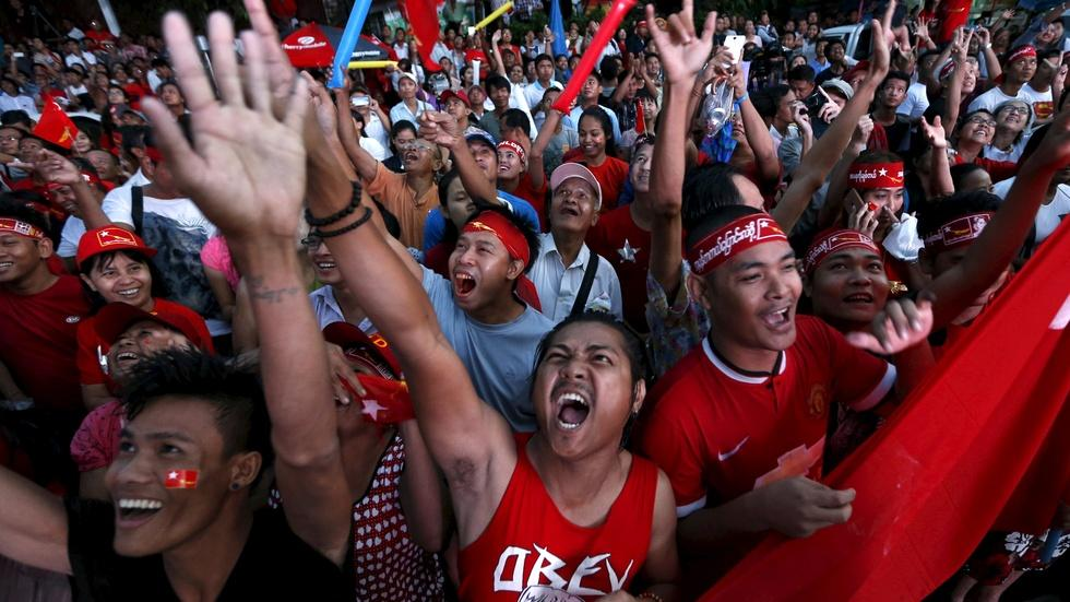 Will Myanmar's military rulers honor the election results? image